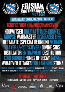 FRISIAN BROTHERHOOD FEST 2014