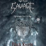 P60-8-9-2017 Savage Jackal Black Knight